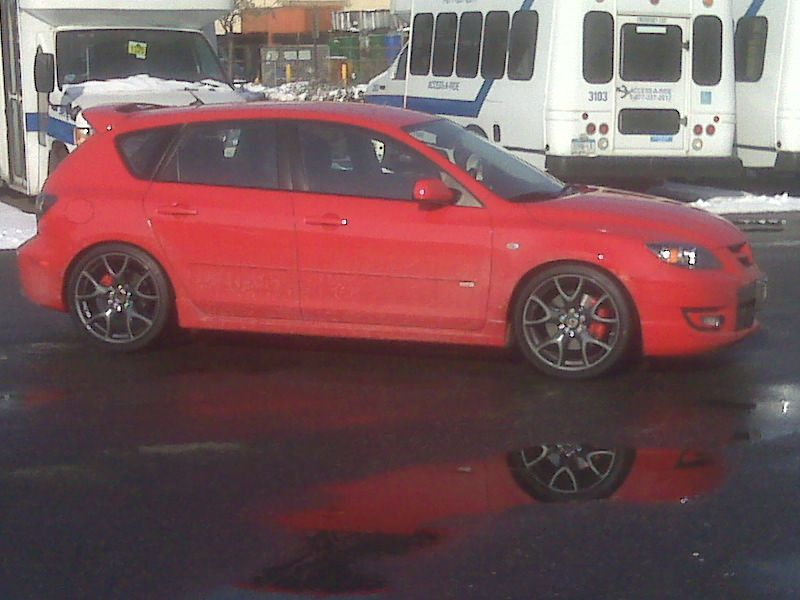 Rx8 Or 2010 Ms3 Wheels