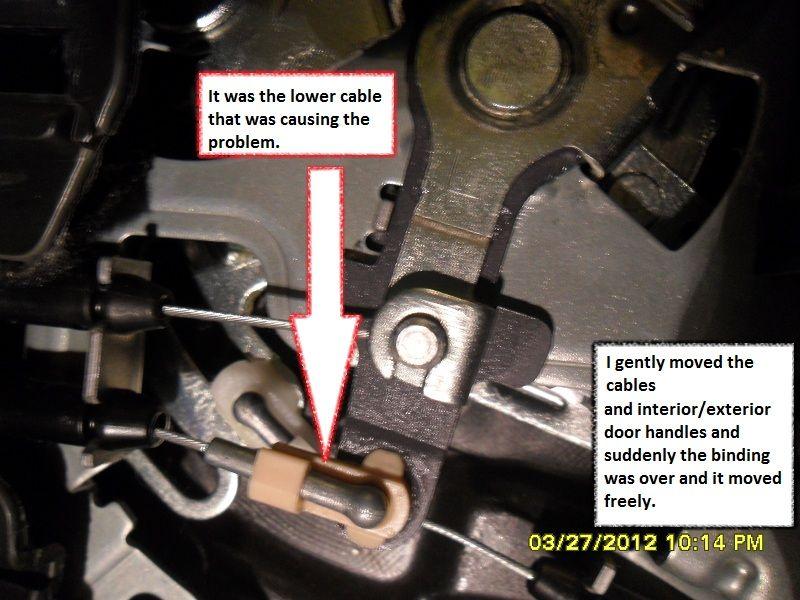 Toyota Sienna Sliding Door Handle Replacement 2009 Scion