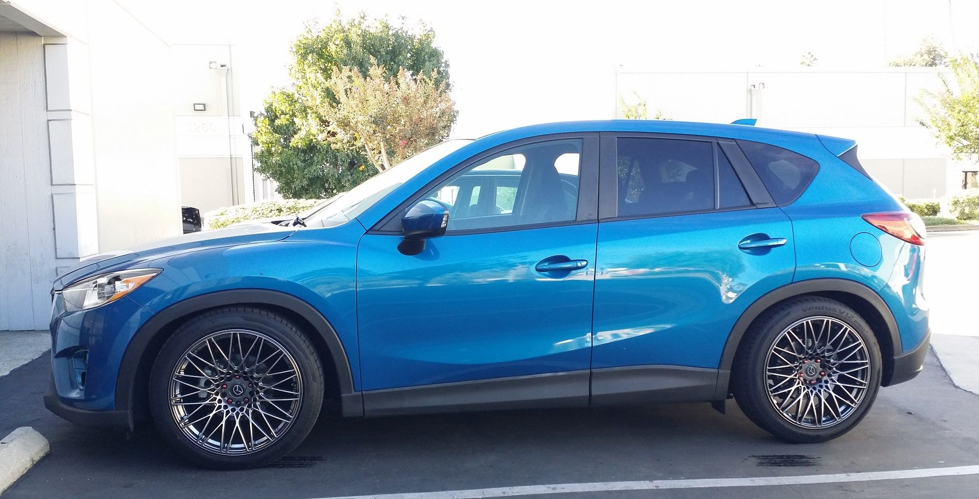 Lowered CX-5 Appreciation: Show me your drop! - Page 6