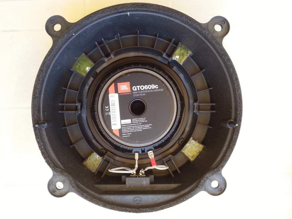 Mazdas247 Jbl Gto Speaker Wiring Diagram on