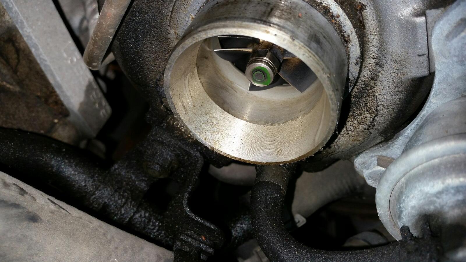 2007 mazda cx-7 vvt actuator noise