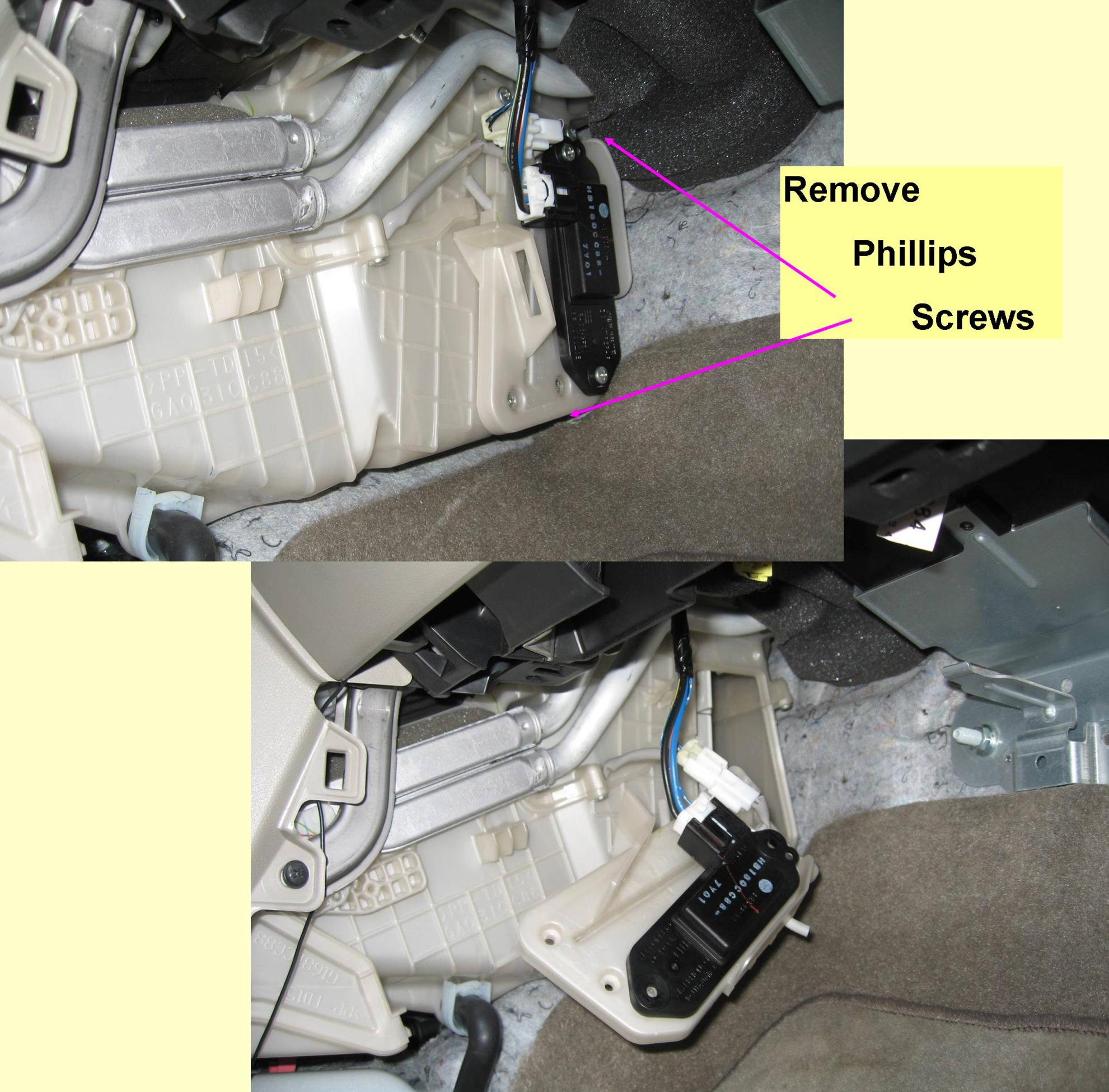 Forum Mazda 5 2007 Ide Dimage De Voiture 2009 Fuse Box How To Replace The Micron Air Cabin Filter