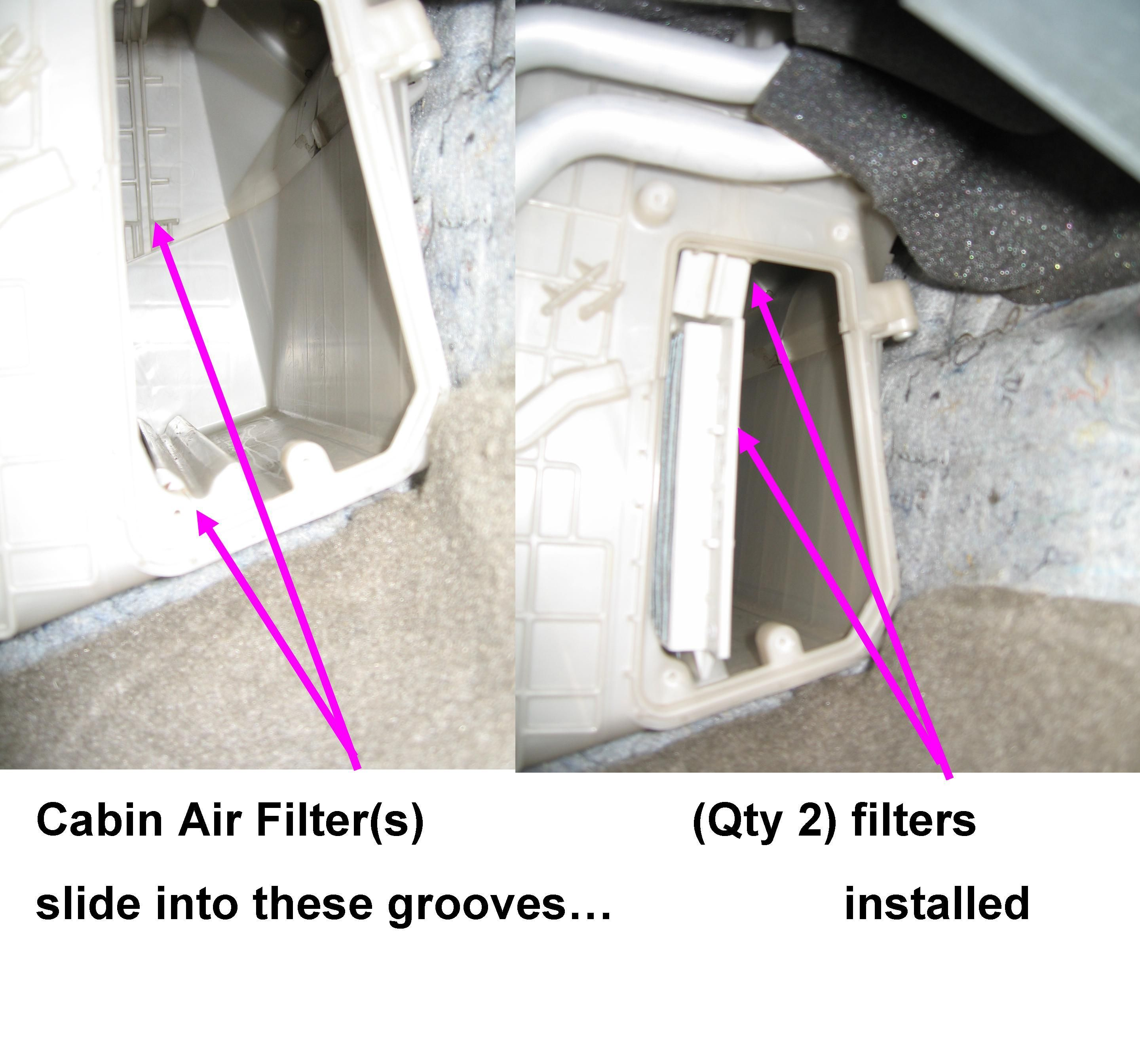 Mazda 5 Filter Auto Bild Idee Protege Fuel Location How To Replace The Micron Air Cabin