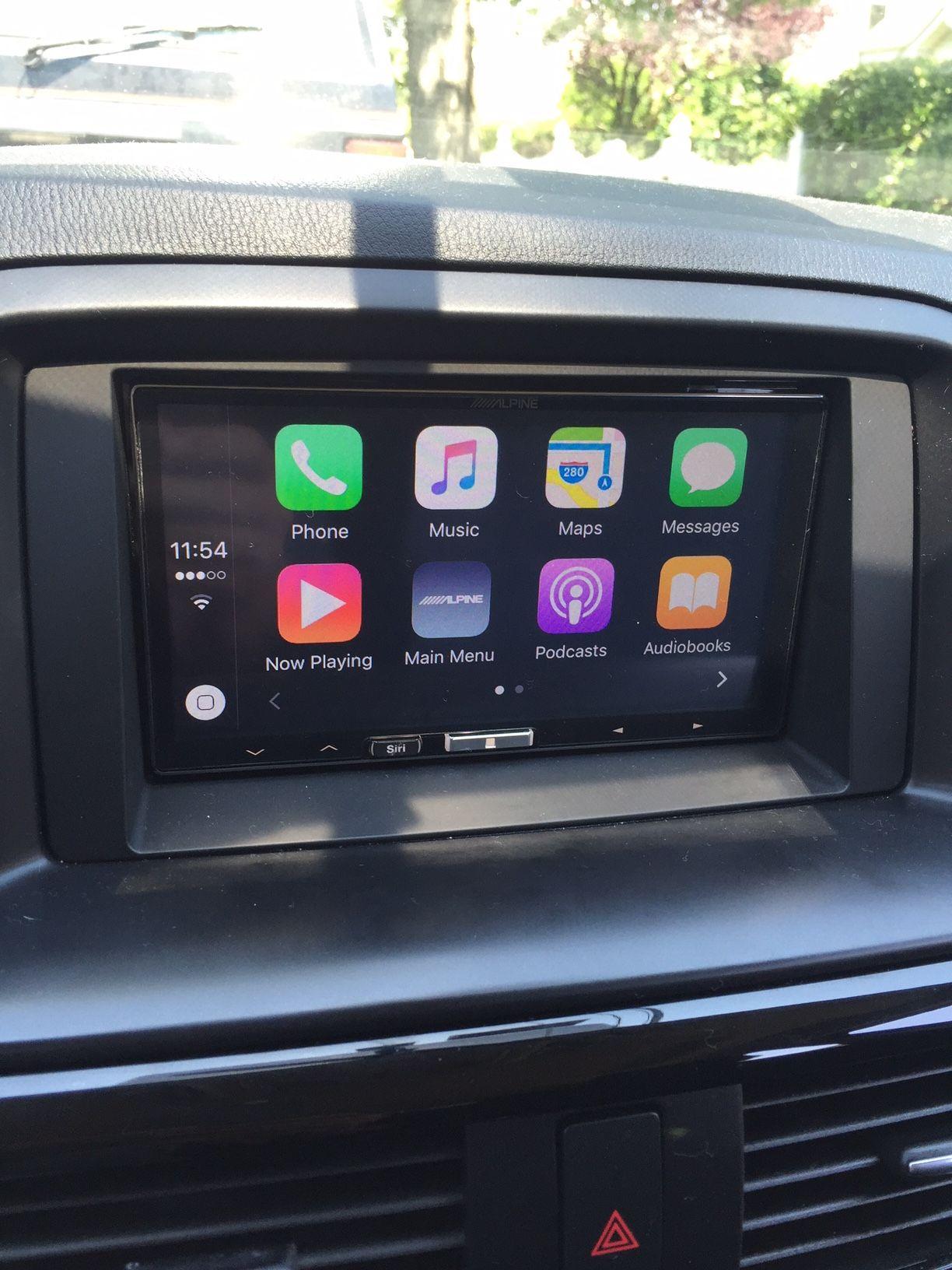 Anyone Install Apple Carplay On 2013 2015 Cx 5