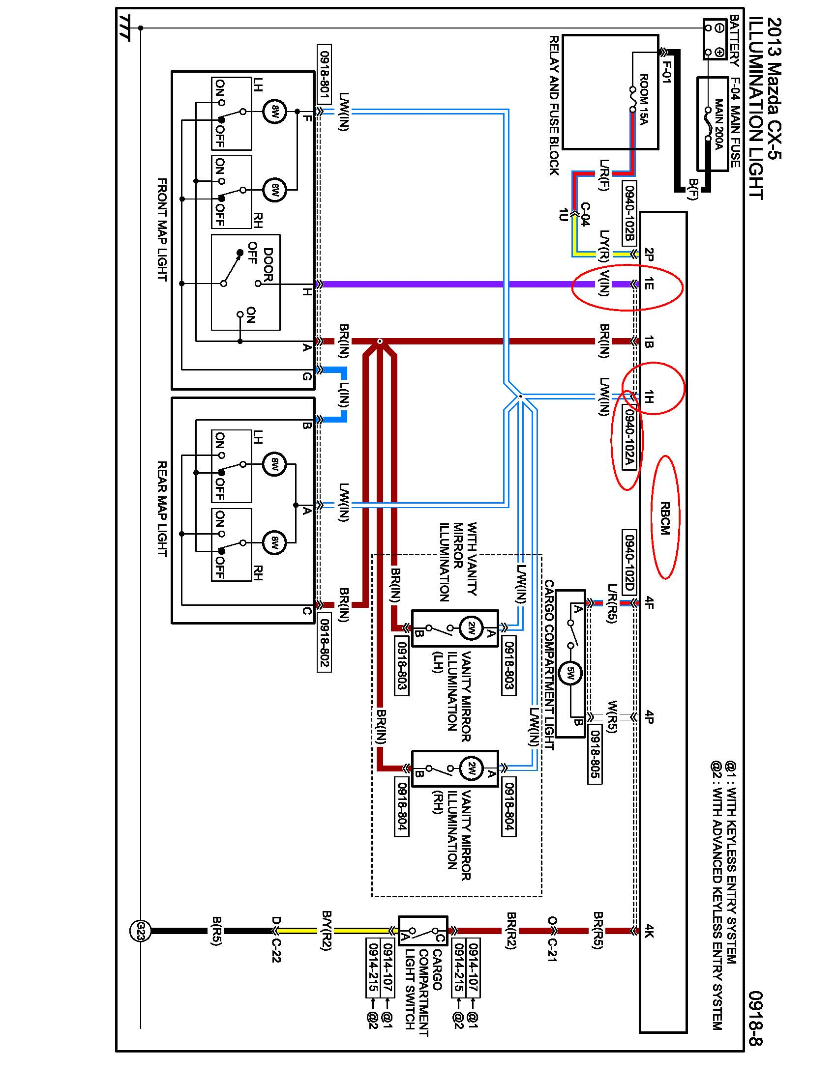 wiring diagram for xcrs 500m remote starter car security