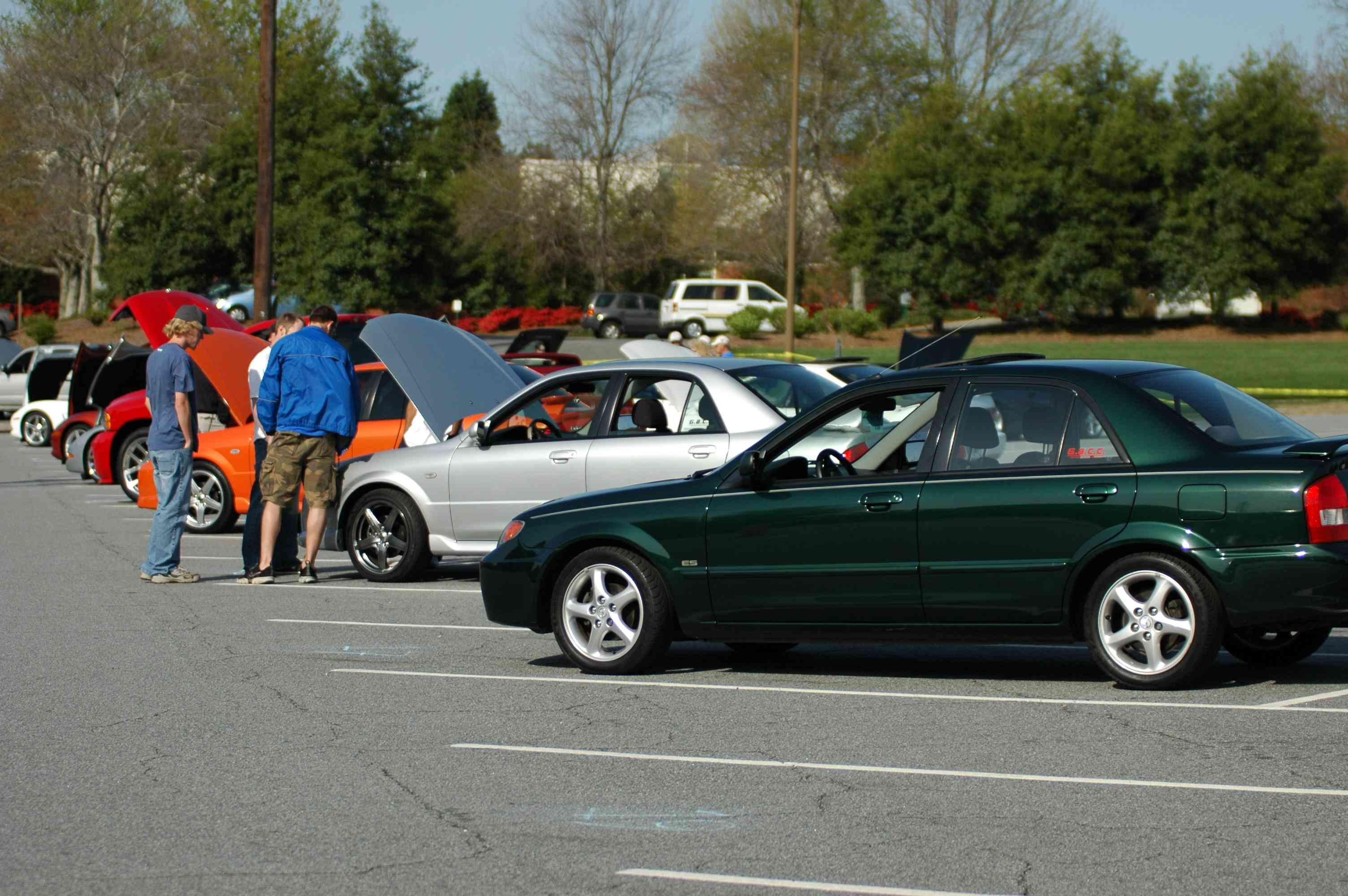 mazda protege owner photos page 2