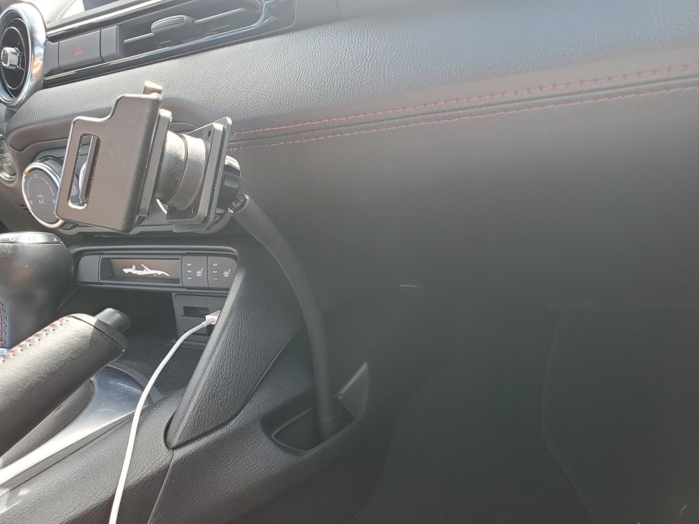 Ghost - CravenSpeed Car Mount with ProClip USA Phone Mount1.jpeg