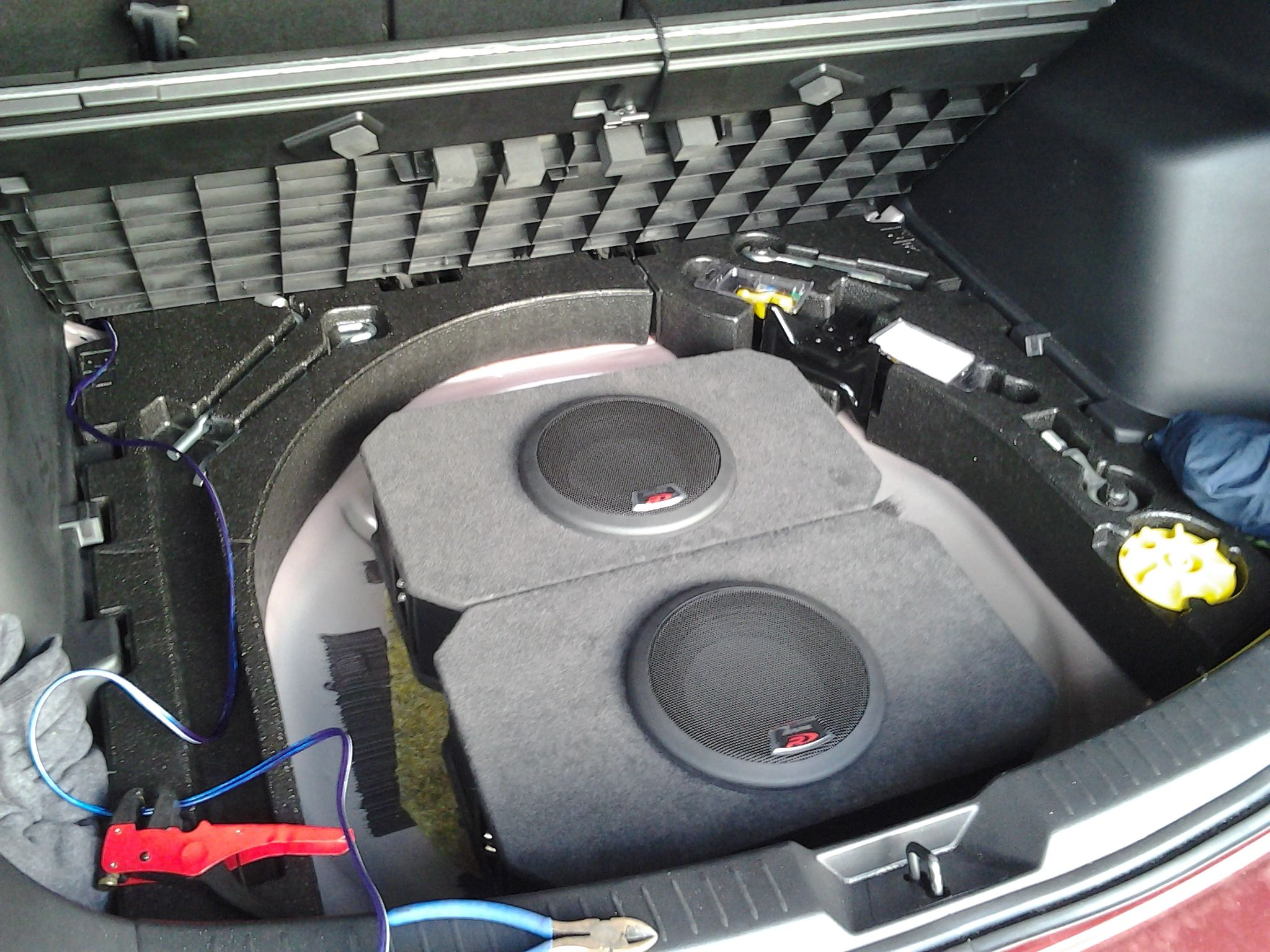 Subwoofer? - Page 3 - Mazda Forum - Mazda Enthusiast Forums