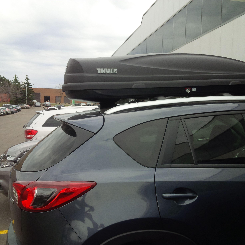 Mazda Cx 5 Cargo Box Best Cars Modified Dur A Flex