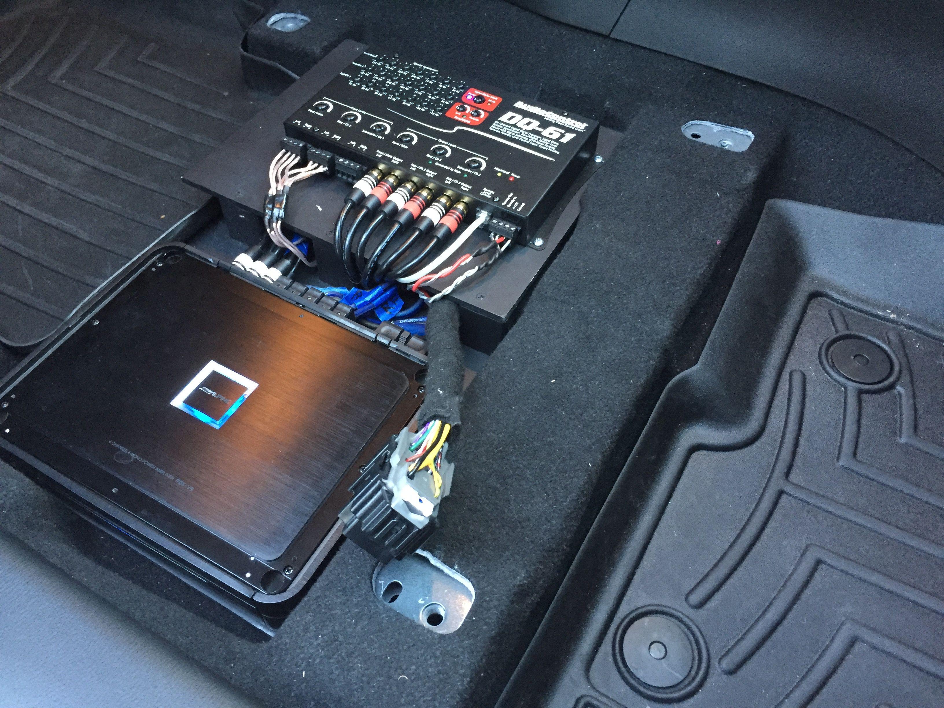 Bose Audio System In Mazda Cx 5