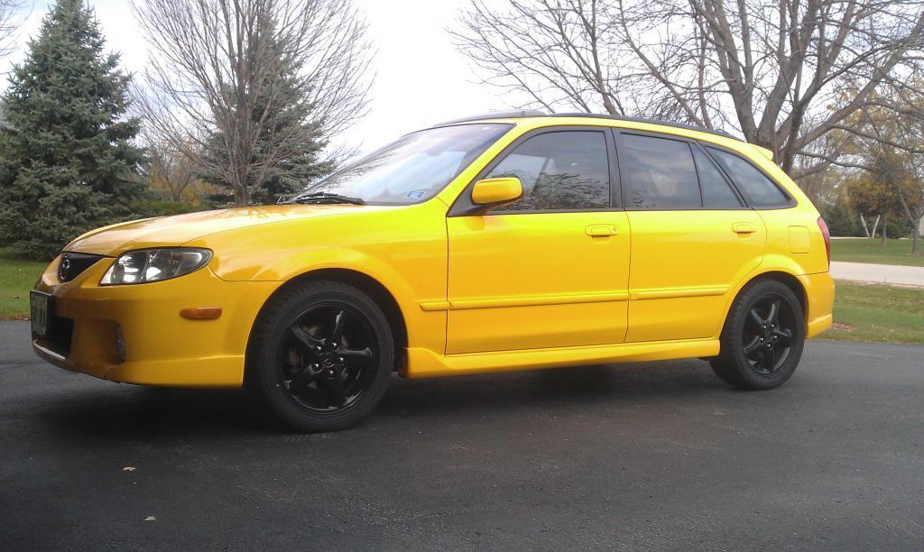 black and yellow p5