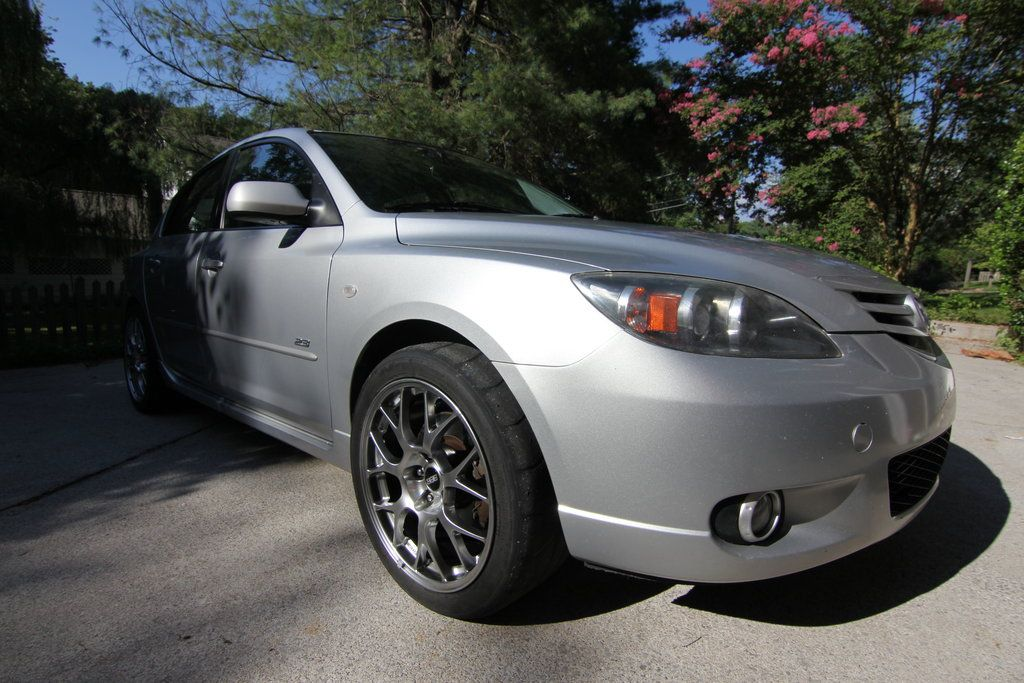 Help 2006 Mazda 3 With Evo X Mr Bbs Forged Wheels