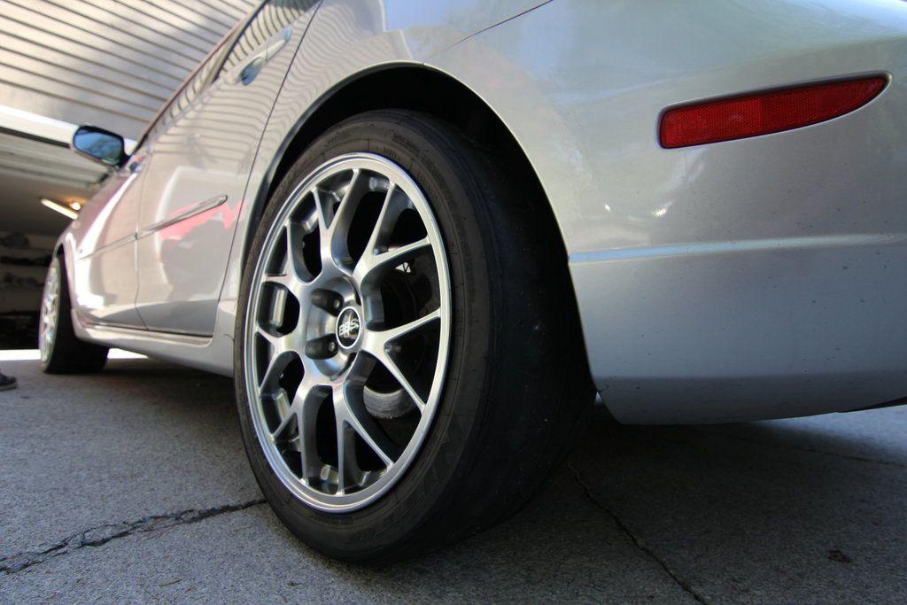 Help 2006 Mazda 3 With Evo X Mr Bbs Forged Wheels