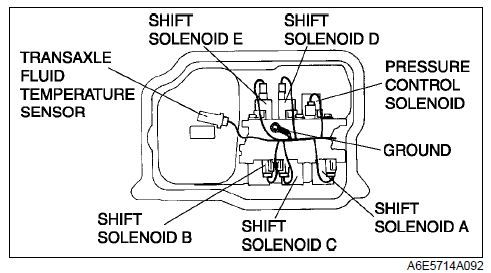 2006 Tacoma Automatic Transmission Diagram Tacoma Clutch