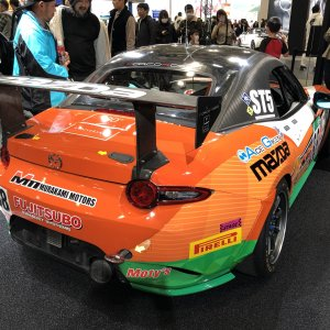 Mazda ND Roadster (MX-5) Race car p3