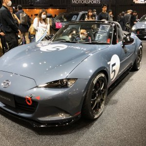 Mazda Roadster (MX-5) NR-A Motorsports Concept p2