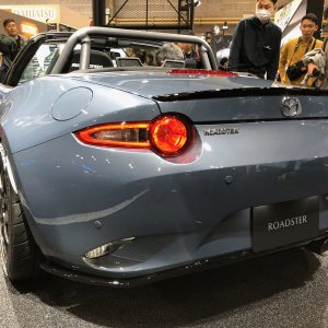 Mazda Roadster (MX-5) NR-A Motorsports Concept p4